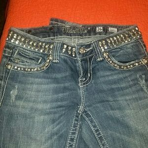 Womens Miss Me size 26